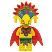 Achu - LEGO Adventures Minifigure