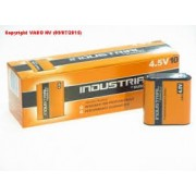 Baterija Duracell industrial 4.5V1/10