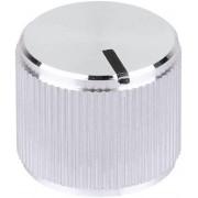 Buton metalic de inalta calitate Mentor, Ø ax 6 mm, tip 5556.6612