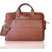 LEADERACHI 15.6 inch Laptop Messenger Bag(Red)