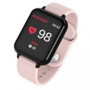 Ceas Smartwach fitness IXIU B57 Hero Band III touch screen color IPS67 Roz