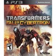 Transformers Fall Of Cybertron PlayStation 3