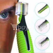 HY TOUCH BRANDED MAX The All in One Nose Ear Eyebrow Professional Hair Remover Cordless Trimmer for Men (Multicolor)