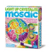 4M Lite-Up Crystalite Mosaic