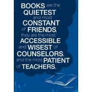 Barker Creek Bc-1829 Books Most Constant Friend Poster