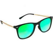 TheWhoop UV Protected Stylish Colorful Mercury Wayfarer Sunglasses For Men Women Boys Girls