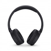 Casti on-ear JBL Tune 600 cu Bluetooth si Noise-Cancelling (Negru)