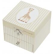 Sophie la girafe Caja Cubo Musical Cuadrada Sophie La Girafe 3 Años
