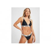 Fila Bas de Bikini Tape Femme - Black/White, Black/White - XXXS