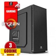 A-Comp Enforcer, AMD Ryzen 5 1500X/8GB/SSD 240GB/RX 560 4GB/DVD