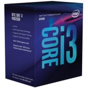 Procesor Intel Coffee Lake Core i3-8100, 3.6 GHz, 1151-v2, 65W (BOX)
