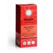 Khadi Növényi Hajfestékpor élénkvörös 100 g