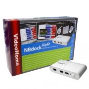 VideoHome Docking Station per Notebook NBdock-light