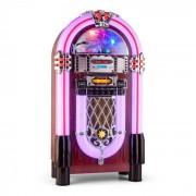 Auna Graceland XXL BT Jukebox Bluetooth USB SD AUX CD FM/AM (BX-Graceland-XXL BT)