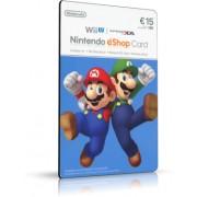 Nintendo eShop Card 15 Euro Guthaben