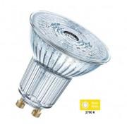 Osram Value LED 4,3W/827 2700K GU10 36° 350lm A+ izzó