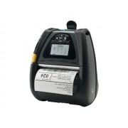 ZEBRA QLn 420 - Etiketprinter - thermisch papier - rol (11,2 cm) - 203 dpi - tot 100 mm/sec - USB, serieel, Bluetooth 3.0