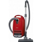Aspirator cu sac Miele Complete C3 Pure Red Powerline SGDF3 890 W AirClean Visiniu