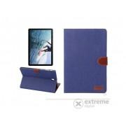 "Husa piele artificiala standing Gigapack pentru Samsung Galaxy Tab S4 (10,5"") LTE (SM-T835), albastru"