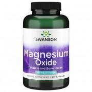Swanson Magnézium 200 mg 250 kapslí