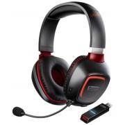 Casti Creative Sound Blaster Tactic 3D Rage Wireless V2.0 (Negru/Rosu)