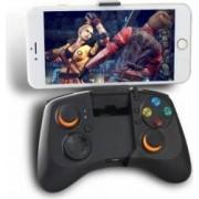 Controller Dobe gamepad Bluetooth cu suport pentru telefon pana in 6 inch Negru