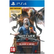 The Witcher 3: Wild Hunt Blood and Wine - Expansion Pack (PS4)