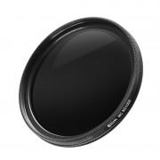 Walimex Pro ND1000 Slim Filtro Densidad Neutra para Objetivos 72mm