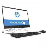 Компютър HP 24 AiO PC 24-f0011nu, Intel Core i5-9400T, 8GB DDR4, 256GB SSD, GeForce MX110, LCD 23.8 инча FHD LED UWVA Touch Display, 8XH38EA