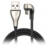 4smarts GameCord U-Shape USB-C Cable - 1m - Black