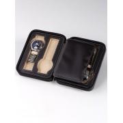 Suport ceas Rothenschild RS-1150-4DBR Pentru 4 Ceasuri