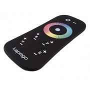 Távirányító RGB+W színes és fehér LED szalag vezérlőhöz