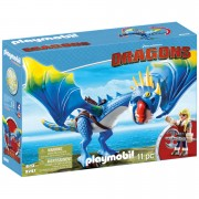 Playmobil How to Train Your Dragon: Astrid with Stormfly (9247)