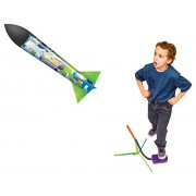 Geospace Jump Rocket Build N' Blast; Foam Rocket Building Kit