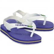 Havaianas Brasil Logo - Sandały Dziecięce - 4140577 2711