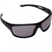 FIRST COPY Sports Sunglasses(Black)