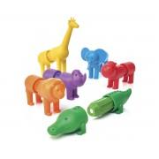 Smartmax Juego Magnético My First Safari Animals