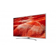 "LG 75UM7600PLB LED TV 75"" Ultra HD WebOS ThinQ AI Steel Silver Crescent stand Magic remote"