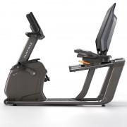 Bicicleta Estática Matrix Bike Recumbent R50: Estabilidade e prestações máximas para um treinamento completo