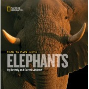 Face to Face with Elephants (Joubert Dereck)(Cartonat) (9781426303258)