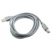 USB kabel Tip A-B 1.8m, sivi (CCP-USB2-AMBM-6G)