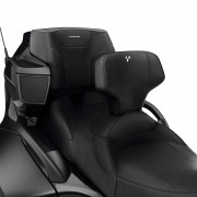 Can-am Bombardier Adjustable Driver Backrest for Production Seat
