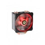Cooler procesor ID-Cooling SE-214L iluminare rosie