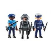 Playmobil 3 Policías