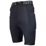 Amplifi - MKX Pant - Short de protection taille L, noir