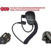 PJD-3604-VX351 MICROFONO/ALTOPARLANTE PER YAESU VX351/354/424/451/246/160/180