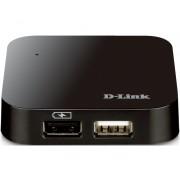 D-LINK DUB-H4 4port USB 2.0 Hub
