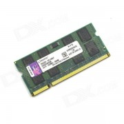 Kingston ValueRAM 2GB 800MHz 1024MB 200-pin PC2-6400 KVR800D2S6/2G memoria portatil DDR2 SODIMM