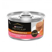 Purina Pro Plan Savor Adult Salmon & Wild Rice Entree Classic Canned Cat Food, 3-oz, case of 24