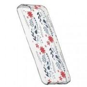 Husa pentru Xiaomi Mi5 Silicon Slim Motive florale 155